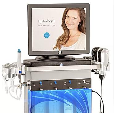 HydraFacial device