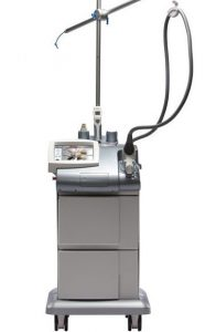 Vectus laser system